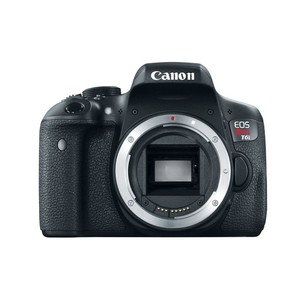 Canon EOS Rebel T6i Digital SLR Camera