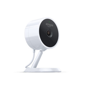 Amazon Cloud Cam Indoor Security Camera  Works with Alexa