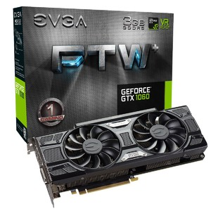 EVGA GeForce GTX 1060 FTW+ Gaming  3GB GDDR5  ACX 3.0 & LED Graphics Card