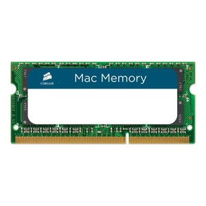 Corsair Mac Memory - 4GB DDR3 SODIMM Memory Kit