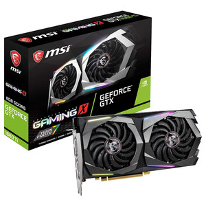 MSI GEFORCE GTX 1660 TI GAMING X 6G Graphics Card
