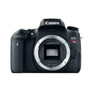 Canon EOS Rebel T6s Body Digital SLR Camera