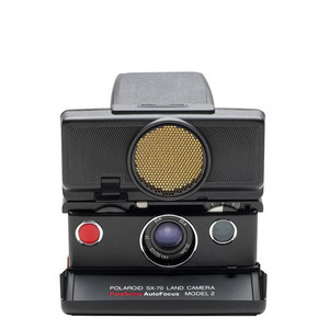 Polaroid SX-70 Camera - Autofocus