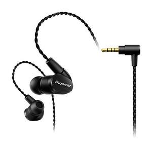 Pioneer SE-CH5BL-K Balanced In-Ear Headphones