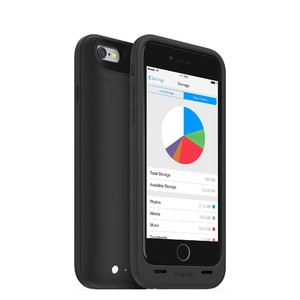mophie space pack for iPhone 6s/6