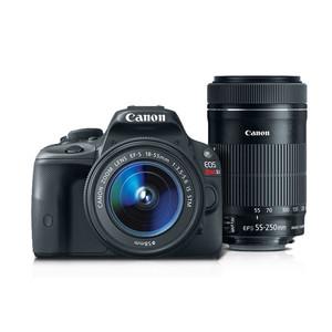 Canon EOS Rebel SL1 EF-S 18-55 IS STM Lens Kit with EF-S 55-250mm f/4-5.6 IS STM