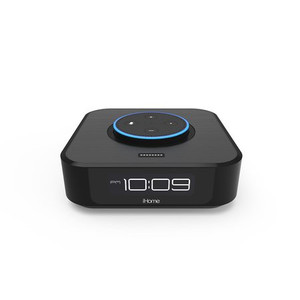 iHome iAVS1 Bedside Speaker for Amazon Echo Dot