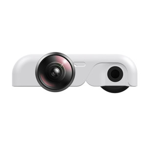 PanoClip Lite 360 Camera for iPhone 6/Plus  6s/Plus  7/Plus  8/Plus  X  XS