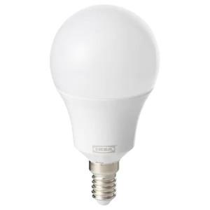 IKEA TRADFRI LED Bulb E14 600 Lumen Wireless Dimmable White Spectrum Opal White
