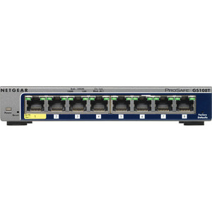 NETGEAR ProSAFE 8-Port Gigabit Smart Switch
