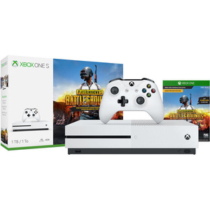 Microsoft Xbox One S PLAYERUNKNOWNS BATTLEGROUNDS Bundle (1TB)