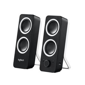 Logitech Rich Stereo Sound Z200 Stereo Speakers