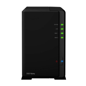 Synology DiskStation DS218play Network Attached Storage