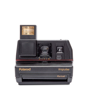 Polaroid 600 Camera - Impulse