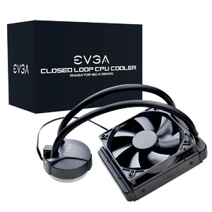 EVGA CLC 120 CL11 Liquid / Water CPU Cooler  Intel Cooling