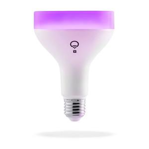 LIFX + BR30 - E26 Edison Screw Smart LED Bulb