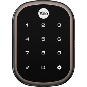 Yale YRD256 CBA Assure Lock SL Connected By August