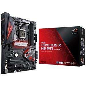 ASUS ROG Maximus X Hero (Wi-Fi AC) Motherboard