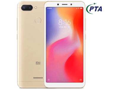 Xiaomi Redmi 6 4G Mobile 3GB RAM 64GB Storage