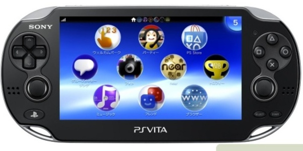 Sony Playstation Vita Wifi + 3G