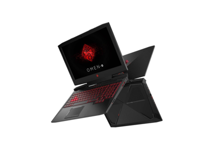 HP Omen 15-CE025TX Core i7 7th Generation Gaming Laptop 8GB 1TB + 128GB 4GB Graphics