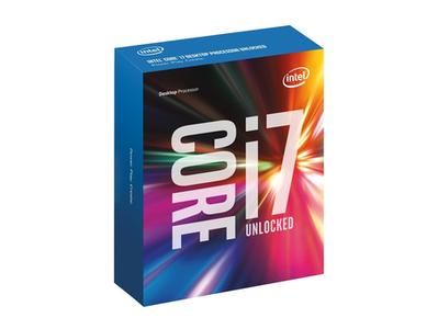 Intel Core i7-6700k 8 MB Cache Processor speed 4.0 Ghz Unlocked Quad Core Skylake Processor