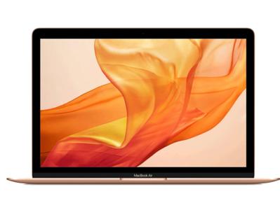 Apple MacBook Air MREF2 Core i5 8th Generation 8GB RAM 256GB SSD (13-inch  Gold  2018)