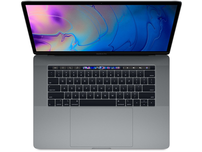 Apple MacBook Pro MV912 Core i9 8th Generation 16GB RAM 512GB SSD 4GB Radeon Pro 560X (15-inch  Space Gray  2019)