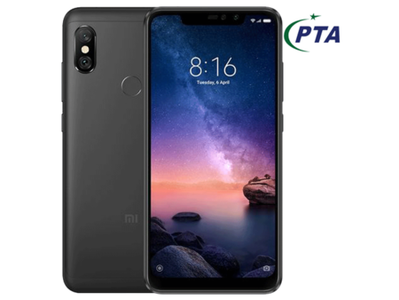 Xiaomi Redmi Note 6 Pro 4G Mobile 4GB RAM 64GB Storage
