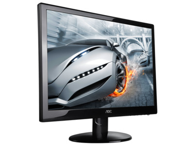 AOC LCD Monitor E2360PDA FHD Screen 1920 x 1080px / 60Hz 23 Inches