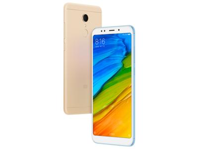 Xiaomi Redmi 5 Plus Dual Sim Mobile 3 GB Ram 32 Gb Storage