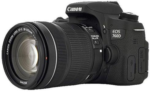 Canon EOS 760D 18-135mm
