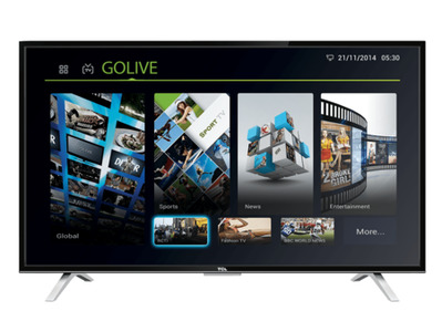 TCL 32S4900 32 Inches GoLive Smart LED TV