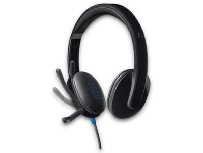 Logitech USB Headset H540  Black  AP