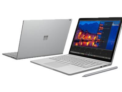 Microsoft Surface Book 2 13 Inches Core i7 16GB LPDDR3 1TB SSD