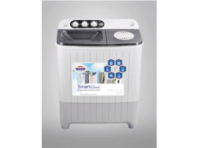Boss KE-9500-BS Grey Twin Tub Washing Machine