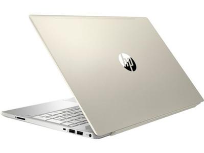 HP Pavilion 15-Cu0003TX Core i7 8th Generation Laptop 8GB DDR4 1TB HDD (Platinum Gold)