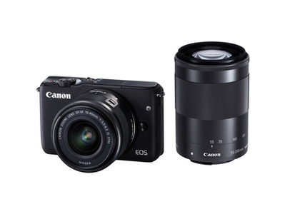 Canon Eos M 10 15-45mm DSLR Camera