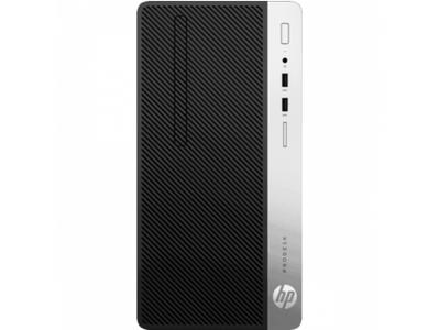 HP ProDesk 400 G6 MT Core i3 9th Generation Computer 9500 9MB Cache 4GB RAM 1TB Hard Drive  DVD