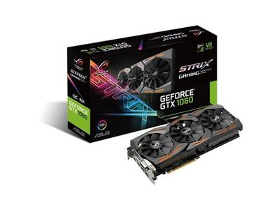 Asus Rog Stix GTX 1060 O6G Gaming Graphics Card