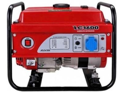Loncin LC1600 - Petrol & Gas Generator - 1 KW - Recoil Start