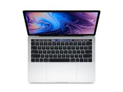 Apple MacBook Pro MUHR2 Touch Bar Core i5 8th Generation 8GB RAM 256GB SSD (13-inch  silver  2019)