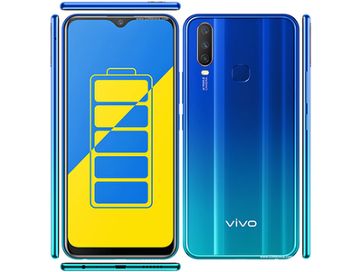 Vivo Y15 4GB RAM 64GB Storage 4G LTE