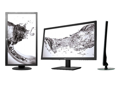 AOC LED Monitor E2360SDA Wide Screen 1980 x 1080 23 inches