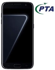 Samsung Galaxy S7 Edge Pearl Black 128 GB