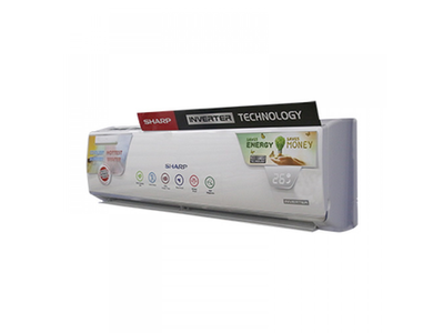 Sharp 1.0 Ton Inverter Heat and Cool Air Conditioner 12HCP
