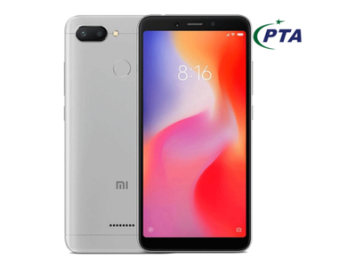 Xiaomi Redmi 6 4G Mobile 3GB RAM 32GB Storage