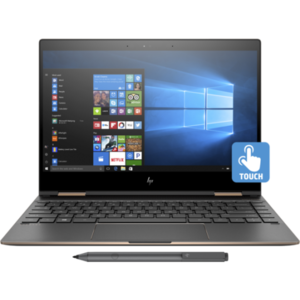 HP Spectre 13-AE086TU x360 Convertible Core i5 8th Generation Laptop 8GB LPDDR3 256GB SSD