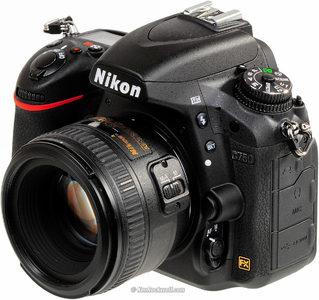Nikon D750 24-120mm