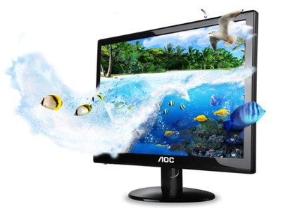AOC E2250SWNK LED Monitor UHD Screen 1920 x 1080px / 60Hz 22 Inches